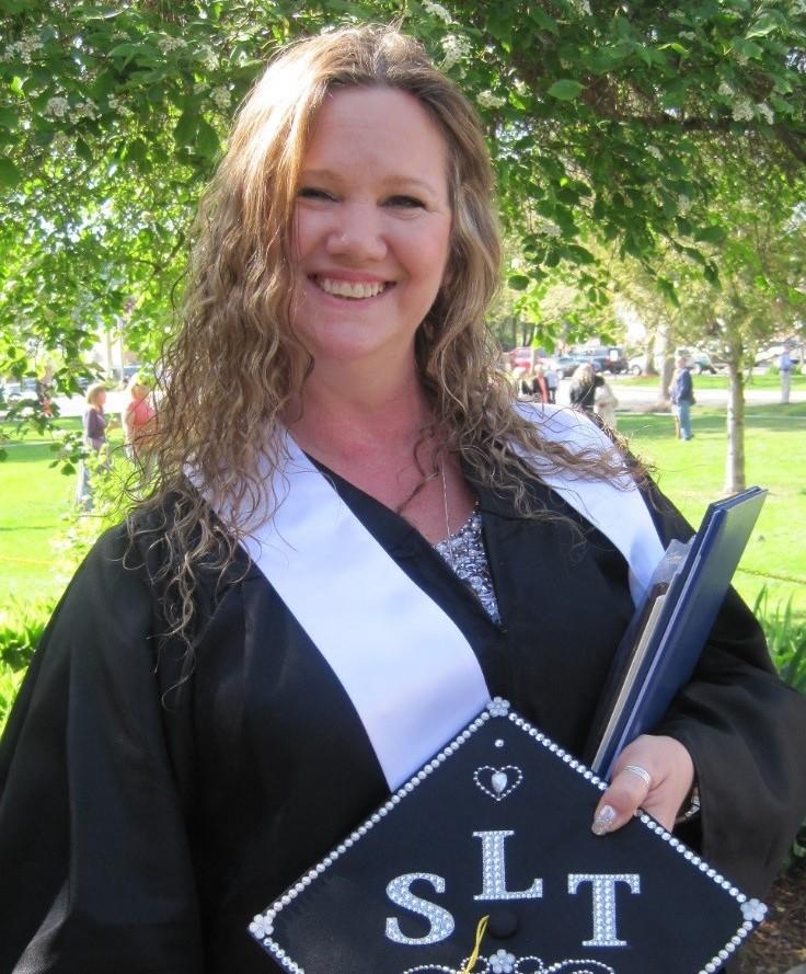 Shanna Torp, TRIO graduate